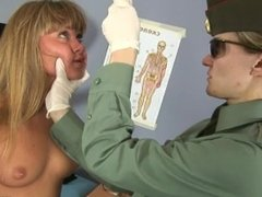Full gyno exam of cute russian girl Nastya Bakeeva (aka Willa, Nestee Shy)