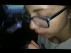 First Cum in Mouth for this Nerdy Teen from 69cams.club