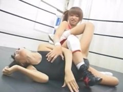 Japanese ring wrestling Round 2