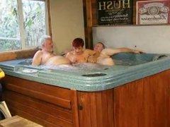 Hot tub part 1