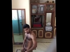 Desi Gay guy Jerk-off Video