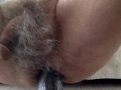 Precum hands free and prostate orgasm