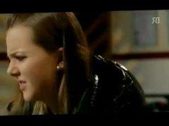 girl in moncler jacket.avi