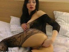 29.01.2017 - Hotkinkyjo So Sexy Anal Fisting 1080p