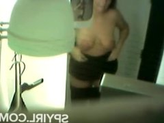 Exposed Off A Mirror Voyeur Videos 1