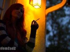 Elle Alexandra She Smokes 161