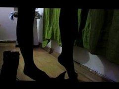 Feet and high heels