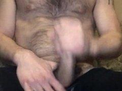 Big White Cock