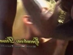 Interracial trio al aire libre - ( Cosecha de Lujuria ) Porno Argentino