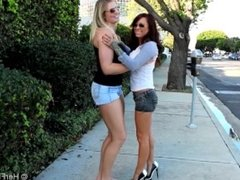 tall and short women comparison