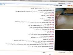 submissive slut doesnt show more but talks dirty to her master on omegle