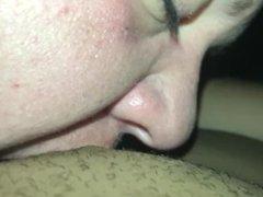 BBW nipple play