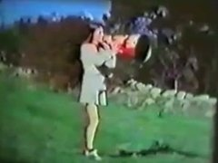 RID Amputee Crutching - vintage