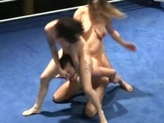 Fight Girls Round 3