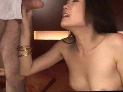 Japanese hardcore by naked beauty Yui Komine