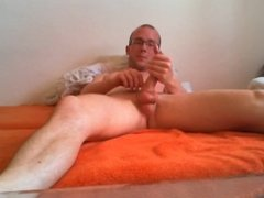 Masturbation - Male - Bed