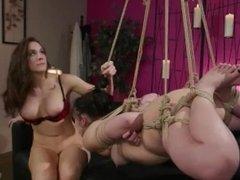 Lesbian Femme Seduces Straight Girl