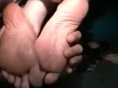 Dirty feet 5