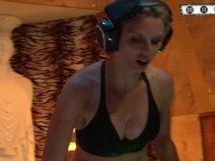 Sylvie Tellier SEXY GIRL à fort boyard !!!