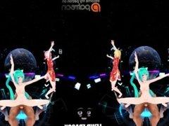 Sex & Dance - Vocaloid - Blooming Flower