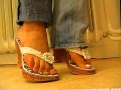 Exotic Foot Models - Arab Feet Of Esma