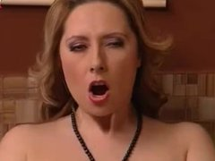 Leo Tv - Czech Tv-show, Sexy Daria masturbation with vibrator