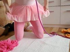 sissy slave whore changed to bimbo baby part3