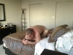 Hot wife having sex with a stranger