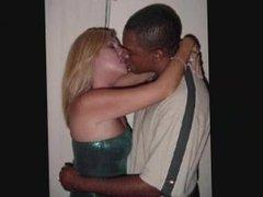 Interracial kissing- interracial