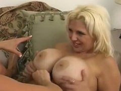 Lusty Busty Babes