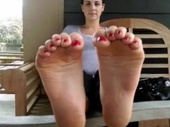 Milf Soles And Toes