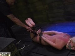 Sophias anal slave upper floor and bondage music pee halle