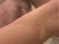 Anton Dickson GutFucks Adam King bareback