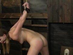 Alex Blake - Petite Teen BDSM - Alex Blake - BDSM - Anxious In Bondage 3