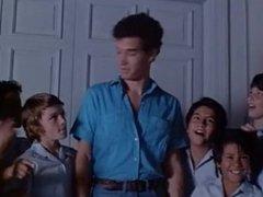 Monique Gabrielle en Bachelor Party (1984)