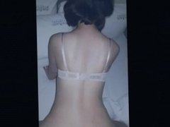 My gf getting fucked by my friend (personal video)