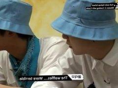 [ENG SUB] AHL EP 2 방탄소년단
