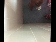 La ducha, el mejor sitio para tocarse