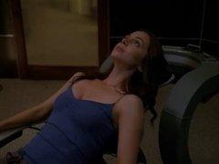 Eliza Dushku - Dollhouse S01E01 (2009) Cleavage