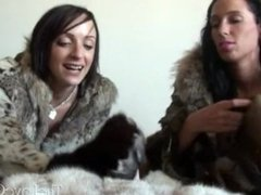 Fur Bed Frolics 2: ... And Boys Come Last starring Tammie Lee and Paige Fox