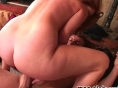 Busty Big Tits SOPHIE DEE Fucked by Huge Cock for HUGE FACIAL! Must See! A+