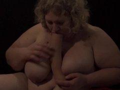 Mature bbw milf with big tits