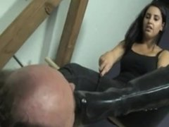 Boot Worship and Trampling 1