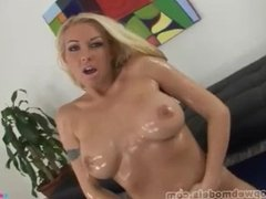 Bubble Butt CHLOE DIOR Anal Ass Fucked for Huge Cum Facial! MUST SEE! A++