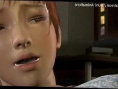 Kasumi Facesitting Orgasm Dead Or Alive