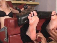 Tickle Abuse Tiffany Fox