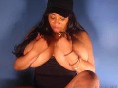 "Huge Boob Danni Lynne in ""The Best of Lovedannilynne.com"