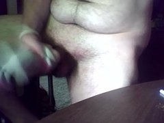 Big dick fucking pocket pussy