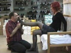 Shoes Store Slave