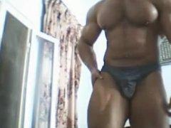 Egyptian Bodybuilder Romel (before the nude videos)